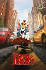 Imagem Tom e Jerry – O Filme Torrent