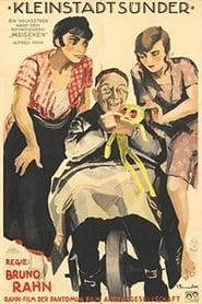 Kleinstadtsünder 1927