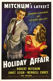 Affiche de Film Holiday Affair