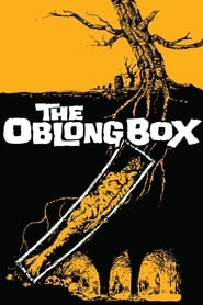 Poster The Oblong Box 1969