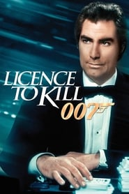 Poster Licence to Kill 1989