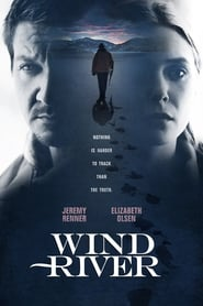 Wind River HD 720p, español latino, 2017