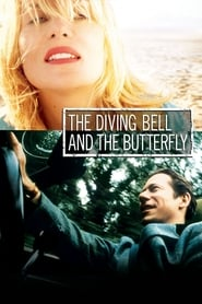 Poster for The Diving Bell and the Butterfly
