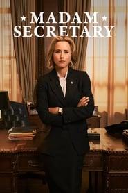 Poster Madam Secretary 2019