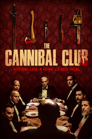 Poster for The Cannibal Club
