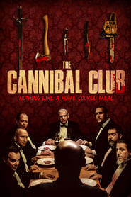 Poster The Cannibal Club