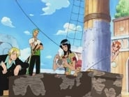 One Piece Skypiea Arc Episode 144 : Caught Log! The King of Salvagers, Masira!