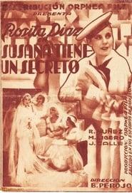 Susana tiene un secreto 1933