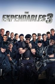 Poster for The Expendables 3