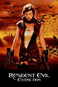 Resident Evil: Extinction 2007 Movie BluRay Dual Audio Hindi Eng 300mb 480p 1GB 720p 2GB 8GB 1080p