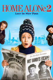 Home Alone 2: Lost In New York movie. He's up past his bedtime in the city that never sleeps.