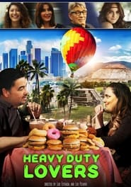 Heavy Duty Lovers (2021) poster