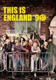 Poster This Is England '90 2015