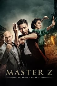 Master Z: Ip Man Legacy 2018 Movie BluRay Dual Audio Hindi Chinese 300mb 480p 900mb 720p