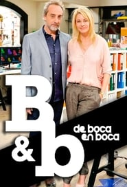 Poster B&b, de boca en boca 2015