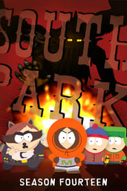 South Park - Season 21 Episode 4 : Franchise Prequel Season 14