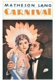 Poster Carnival 1931