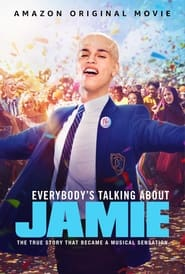 Everybody's Talking About Jamie (2021) poster