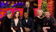 Daisy Ridley, John Boyega, Gwendoline Christie, Mark Hamill, Sam Smith