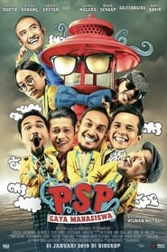PSP: Gaya Mahasiswa (2019) HD Download