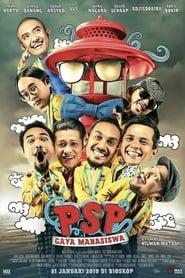 Poster PSP: Gaya Mahasiswa 2019