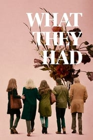 Poster for What They Had
