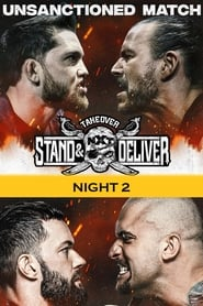 WWE NXT TakeOver: Stand & Deliver Night 2 2021