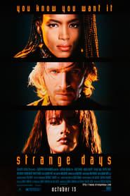 Poster Strange Days 1995