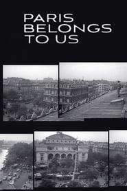 Paris Belongs to Us 1961