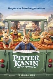 Petter Kanin hopper hjemmefra