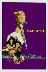 Poster Macbeth 1971