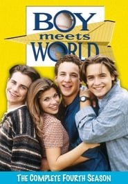 Boy Meets World - Season 4 poster