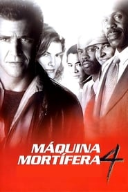 Máquina Mortífera 4 Torrent (1998)