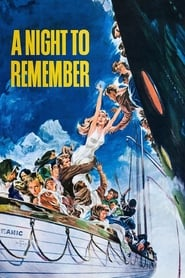 Poster A Night to Remember 1958