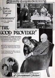The Good Provider 1922