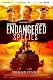 Poster Endangered Species 2021
