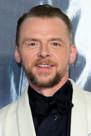 Simon Pegg — Kieron the Cat (voice)