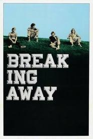 Poster Breaking Away 1979