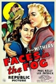 Faces in the Fog plakat