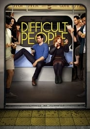 Poster Difficult People 2017