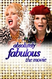 Image Absolutely Fabulous: The Movie – Absolut fabulos: Filmul (2016)