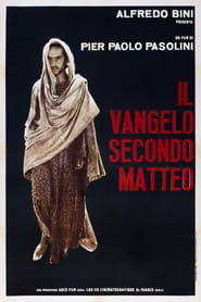 El evangelio según San Mateo (1964) Il vangelo secondo Matteo