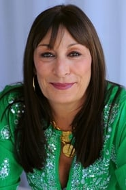 Portrait of Anjelica Huston