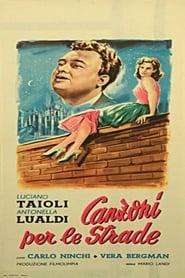 Canzoni per le strade 1950