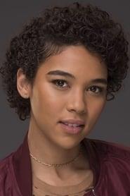 Alexandra Shipp, personaje Sasha Arias
