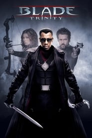 Poster for Blade: Trinity