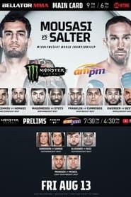 Bellator 264: Mousasi vs. Salter (2021)