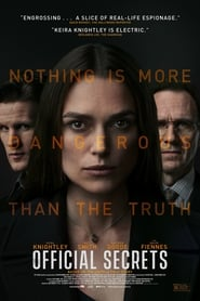 Official Secrets (2019) Watch Online Free