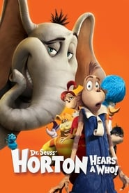 Poster Horton Hears a Who! 2008