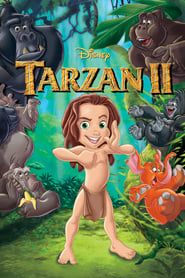 Tarzan 2: The Legend Begins (2005) Hind